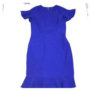Cobalt Blue Maggie London Dress